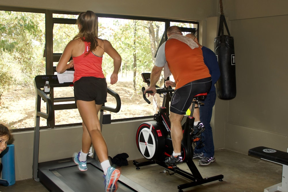 Fitness Facility, Xanatseni Private Camp