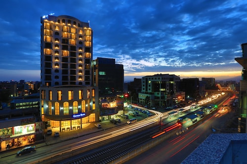 Addis Ababa Hotels with a Pool: Cheap Hotels with Pools from