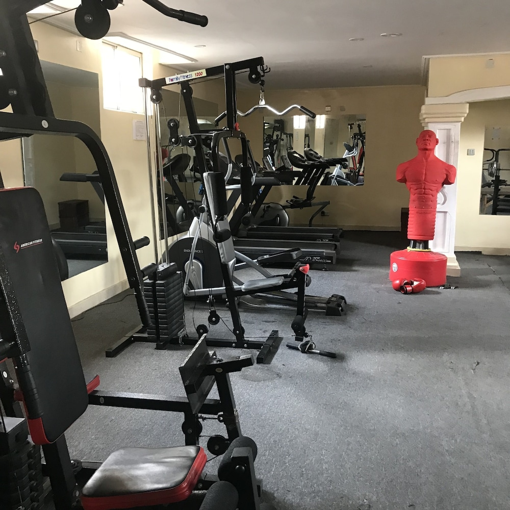 Fitness Facility, Warri Wetland Hotel
