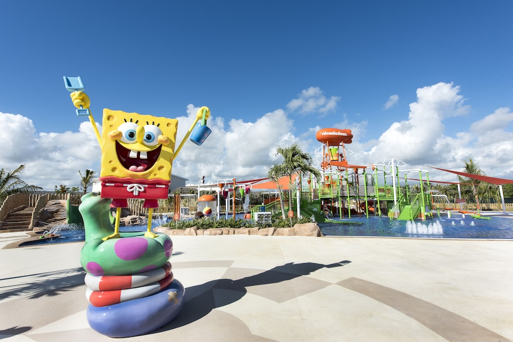 Nickelodeon hotels resorts punta cana gourmet for Vacations to punta cana