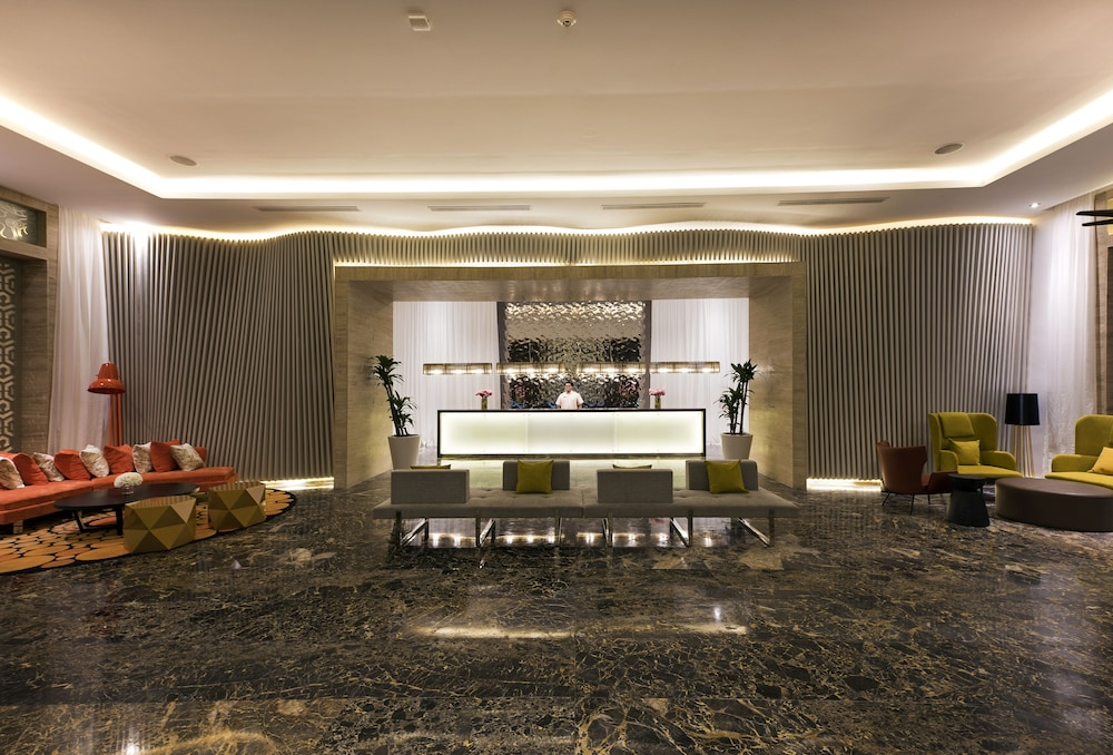Lobby, Nickelodeon Hotels & Resorts Punta Cana, Gourmet All Inclusive by Karisma