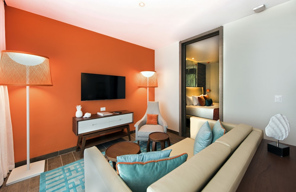Living Room, Nickelodeon Hotels & Resorts Punta Cana, Gourmet All Inclusive by Karisma