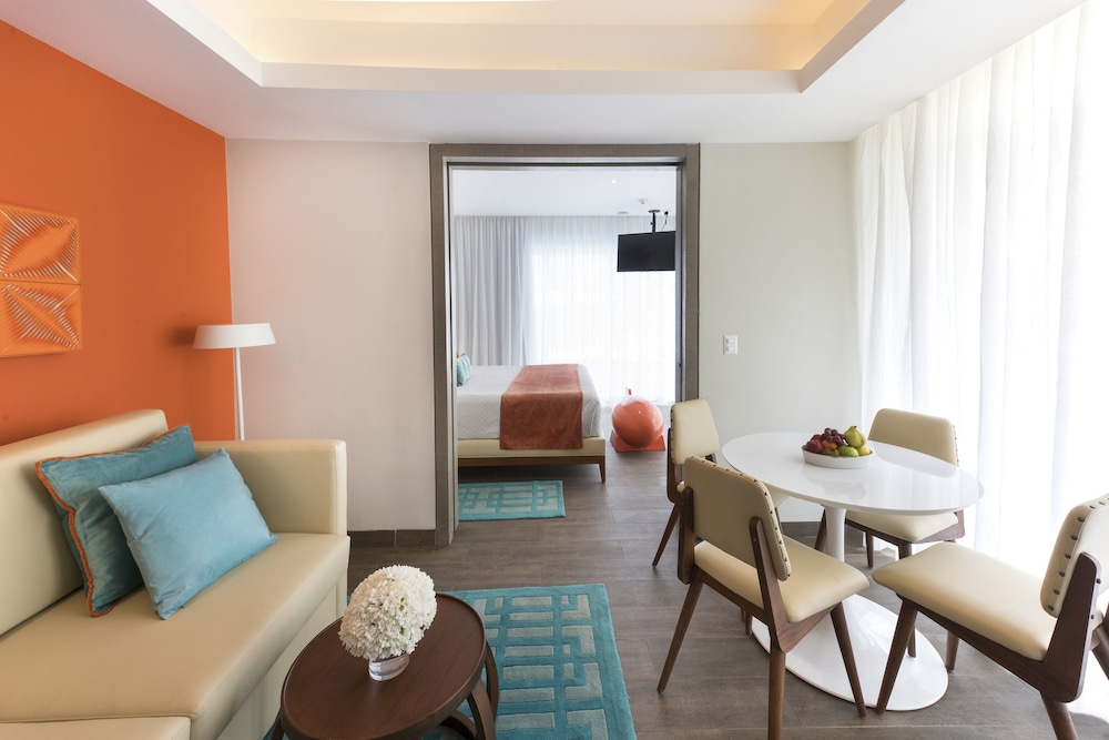 Living Area, Nickelodeon Hotels & Resorts Punta Cana, Gourmet All Inclusive by Karisma