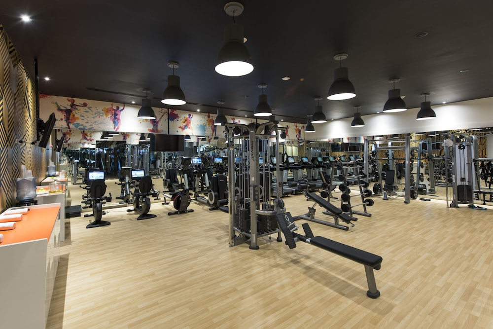 Gym, Nickelodeon Hotels & Resorts Punta Cana, Gourmet All Inclusive by Karisma