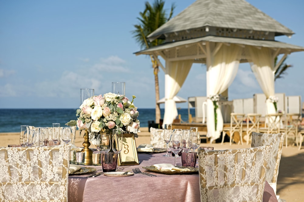 Outdoor Wedding Area, Nickelodeon Hotels & Resorts Punta Cana, Gourmet All Inclusive by Karisma