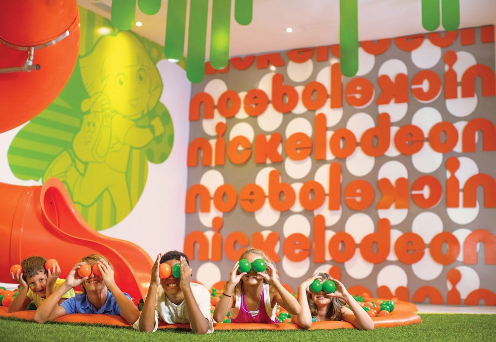 Ropes Course (Team Building), Nickelodeon Hotels & Resorts Punta Cana, Gourmet All Inclusive by Karisma