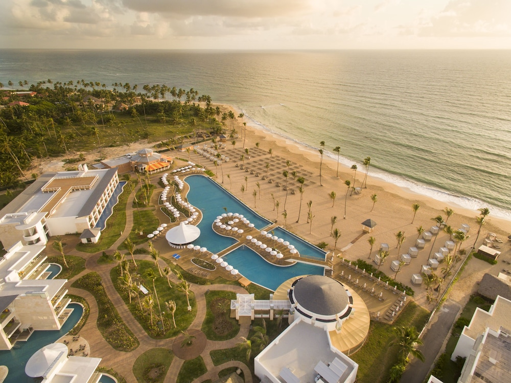 Aerial View, Nickelodeon Hotels & Resorts Punta Cana, Gourmet All Inclusive by Karisma