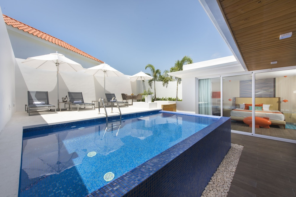 Private Pool, Nickelodeon Hotels & Resorts Punta Cana, Gourmet All Inclusive by Karisma