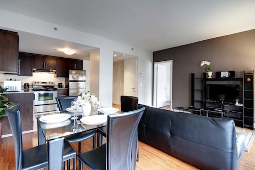 Check Expedia for Availability of Mosaique Apartments by CorporateStays