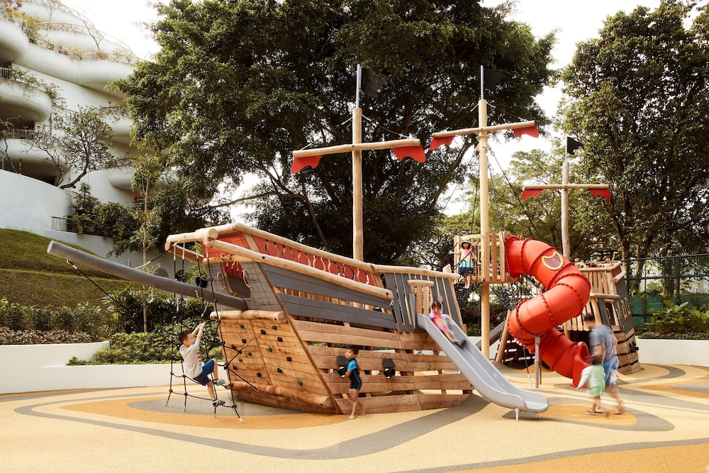 Children's Play Area - Outdoor, Shangri-La Apartments