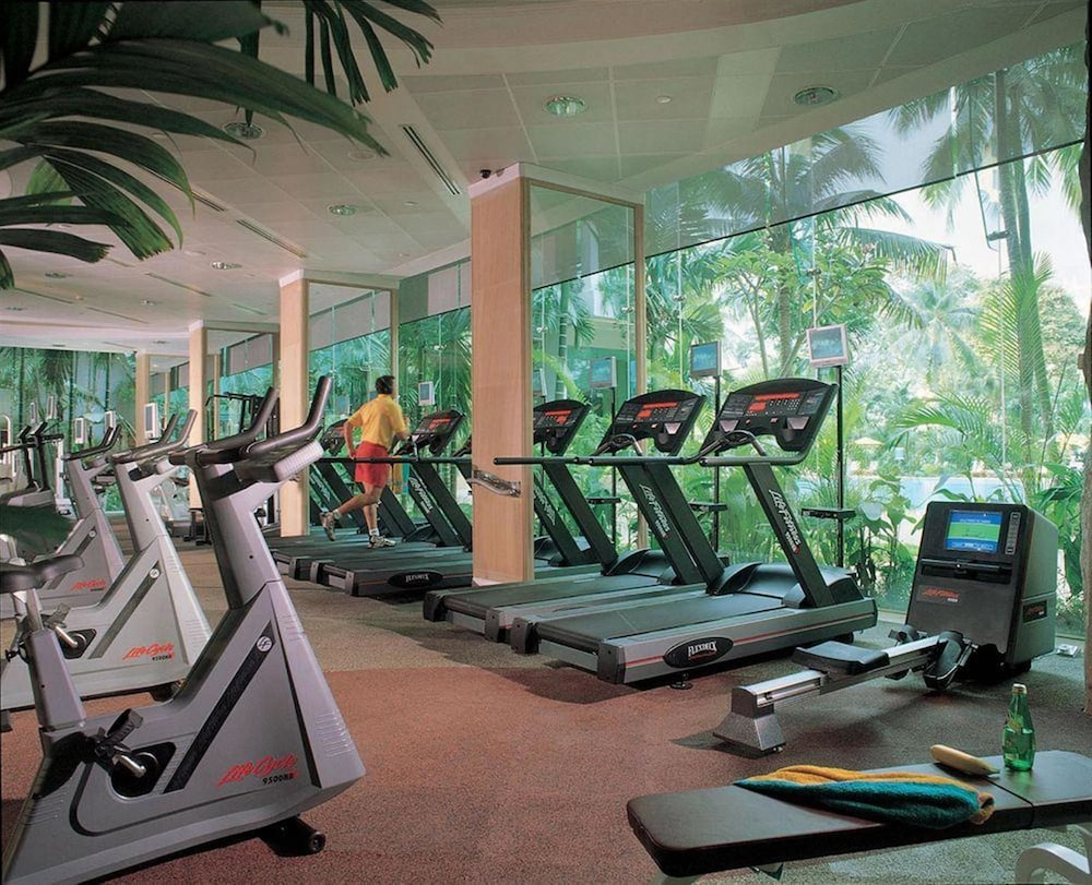 Gym, Shangri-La Apartments