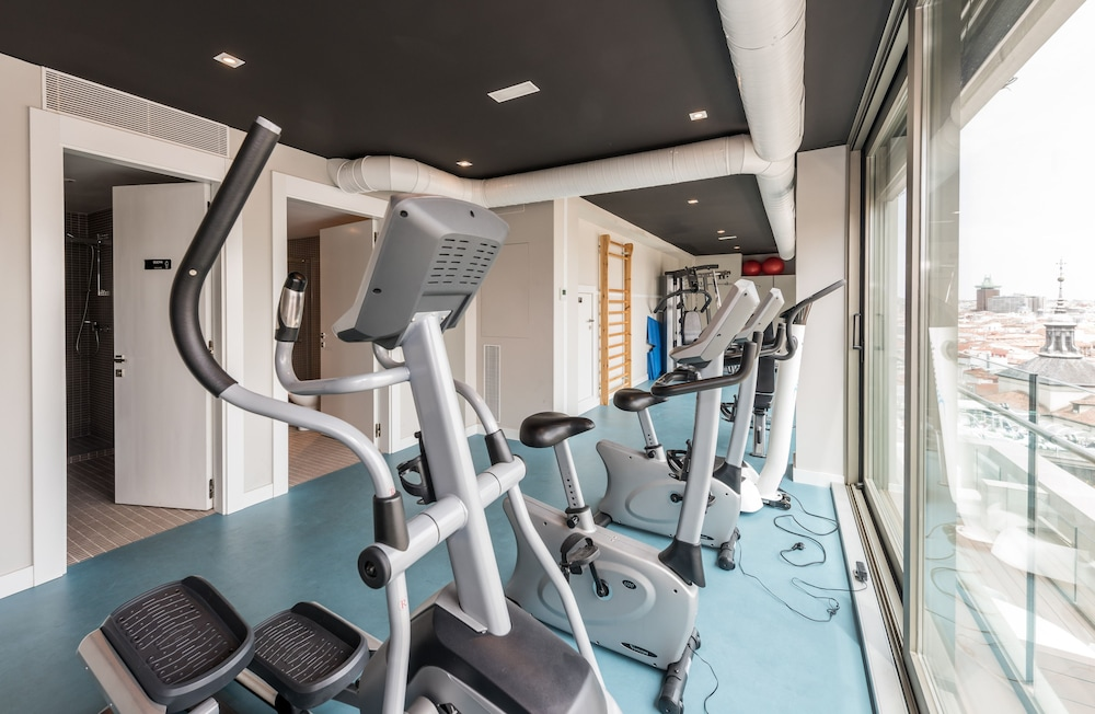 Gym, SmartRental Collection Gran Via Capital