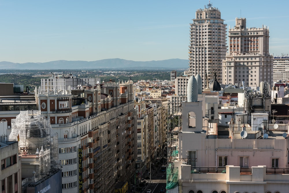 View from Property, SmartRental Collection Gran Via Capital