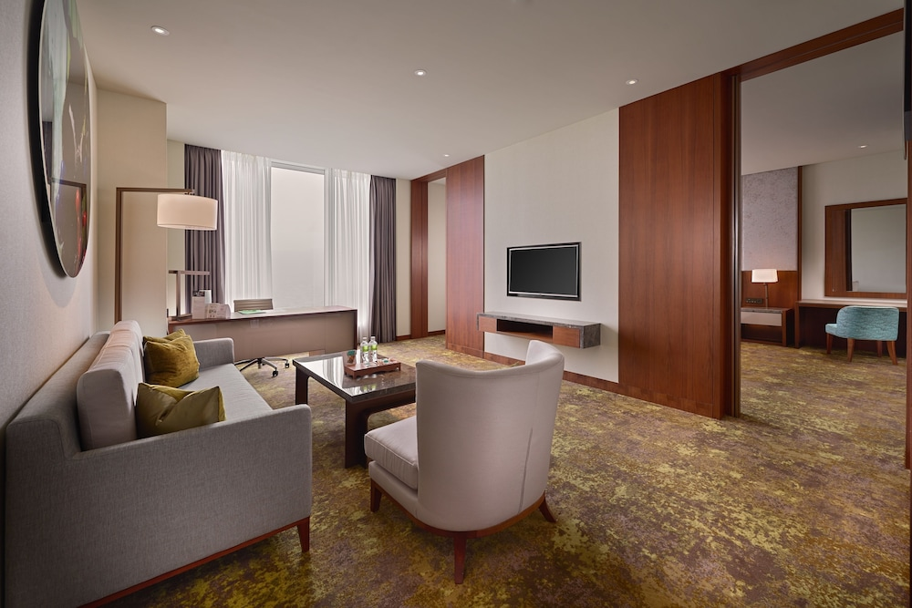 Living Area, Courtyard by Marriott Taipei
