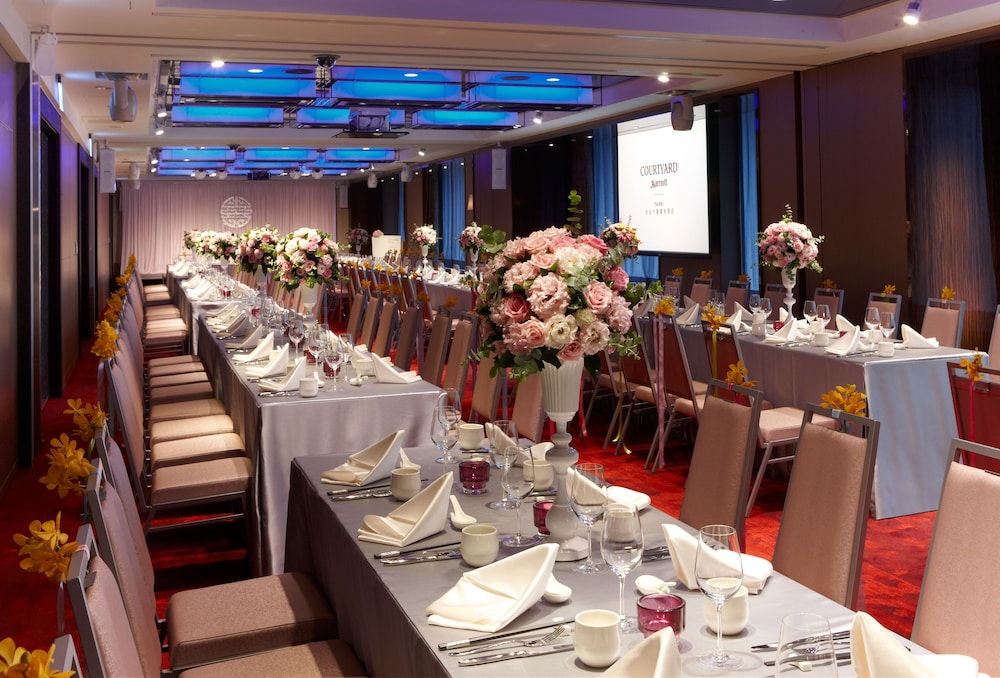 Banquet Hall, Courtyard by Marriott Taipei