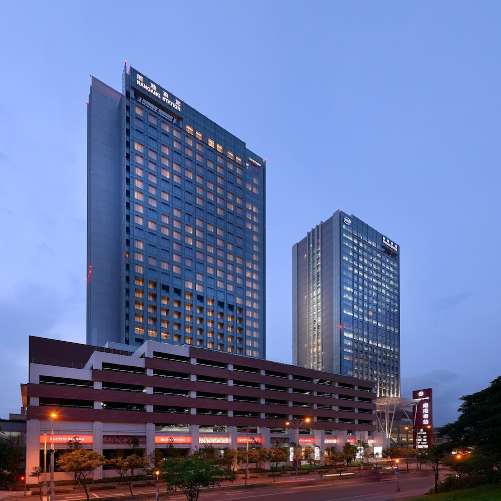 Front of Property - Evening/Night, Courtyard by Marriott Taipei