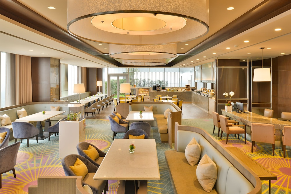 Executive Lounge, Courtyard by Marriott Taipei