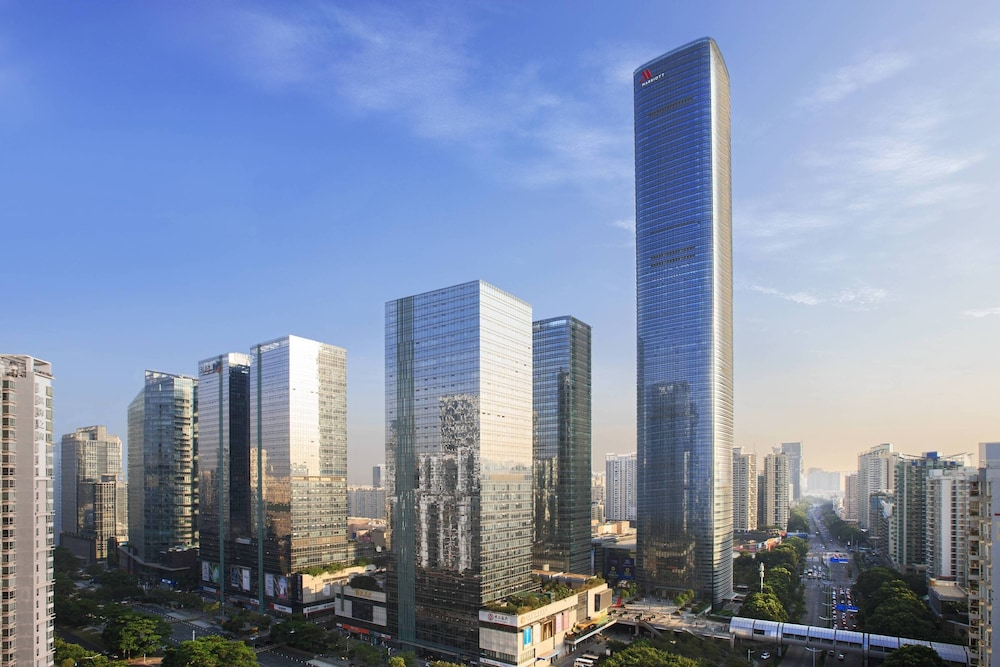 Featured Image, Shenzhen Marriott Hotel Nanshan