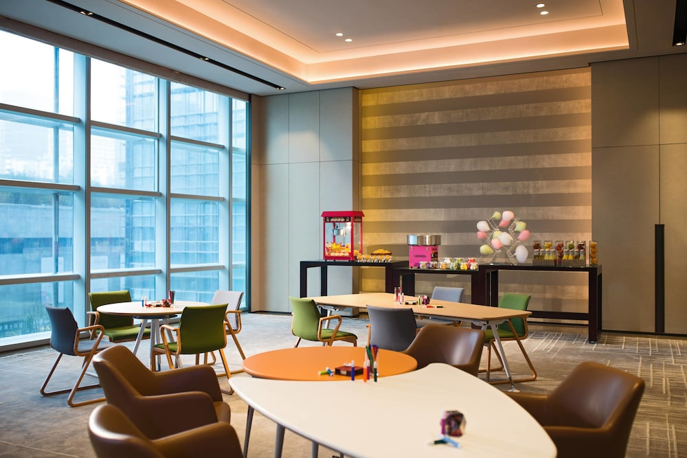 Meeting Facility, Shenzhen Marriott Hotel Nanshan