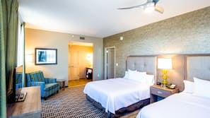 In-room safe, blackout curtains, free rollaway beds, free WiFi