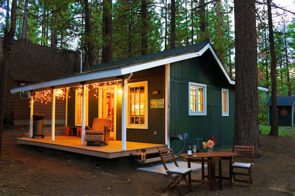 The Green Tea Cabin In Big Bear Lake Hotel Rates