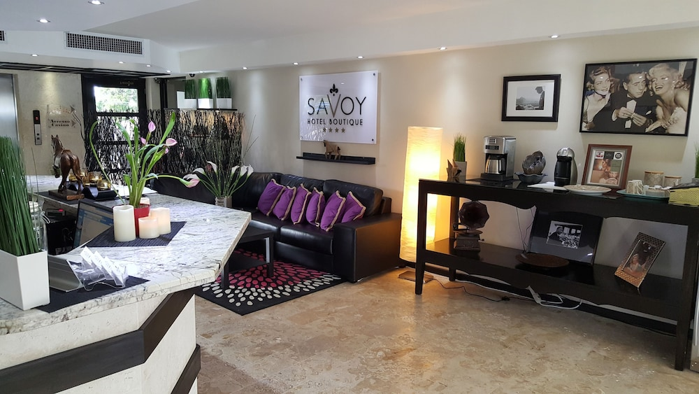 Lobby Lounge, Savoy Hotel Boutique Las Terrenas