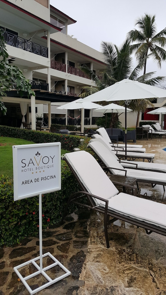 Outdoor Pool, Savoy Hotel Boutique Las Terrenas