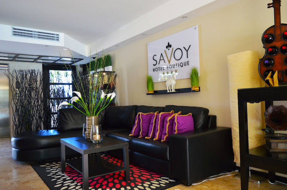 Lobby Sitting Area, Savoy Hotel Boutique Las Terrenas