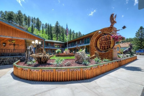 Check Expedia for Availability of Cedar Wood Inn