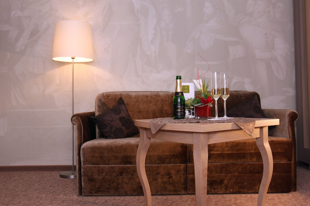 Villa Ludwig Suite Hotel