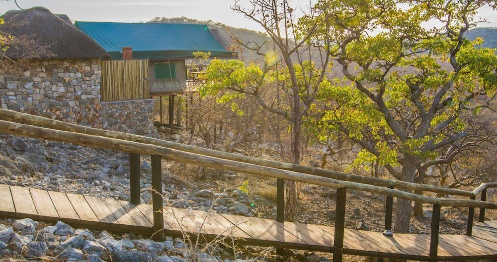View from Property, Eagle Tented Lodge & Spa