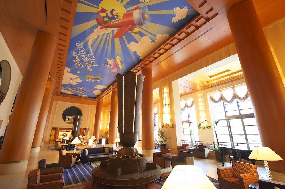 ディズニーアンバサダー ホテル予約 浦安 エクスペディア