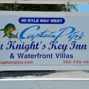 Captain Pips at Knight's Key Inn