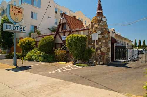 Check Expedia for Availability of Good Knight Inn Motel