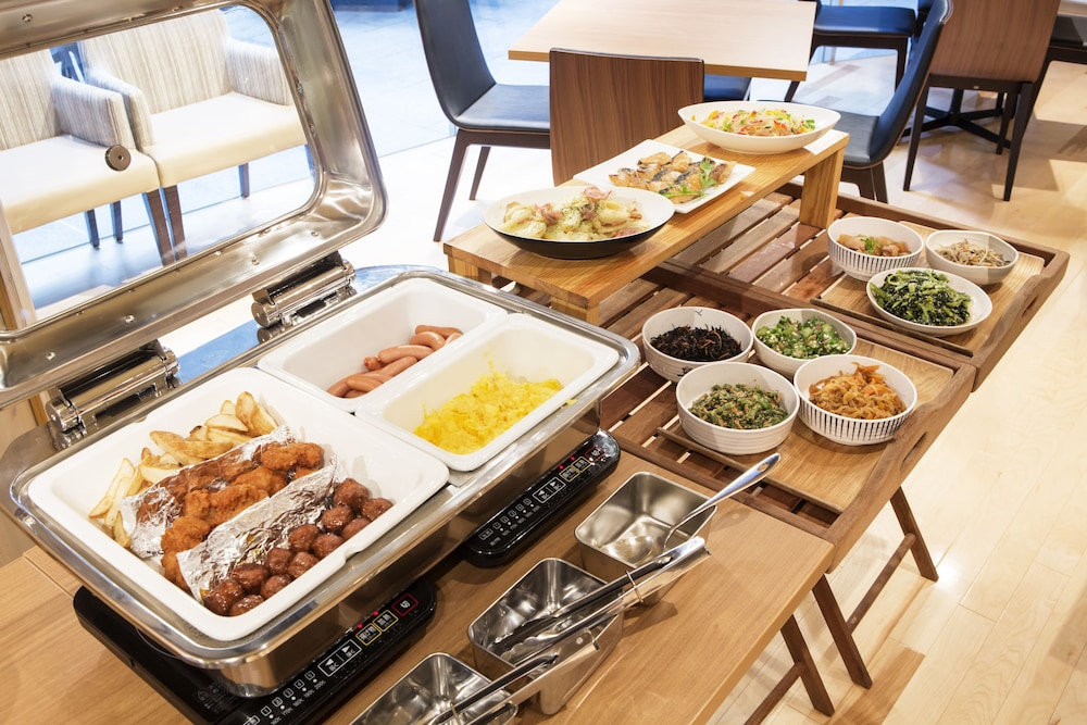 Breakfast buffet, HOTEL MYSTAYS Tachikawa