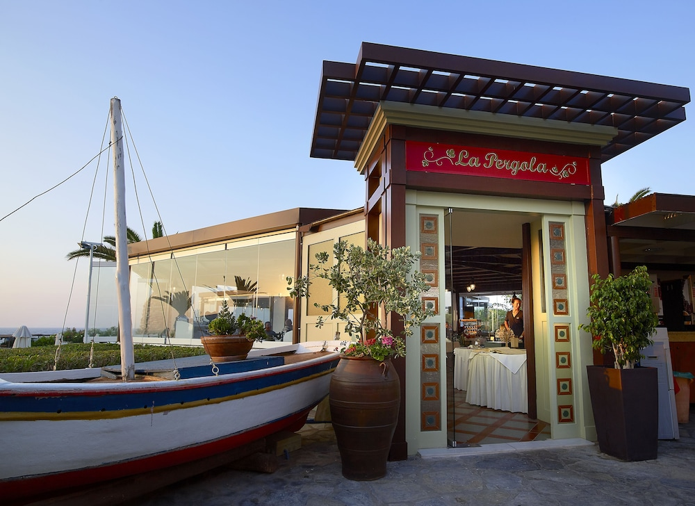Reception, Aldemar Cretan Village - All Inclusive