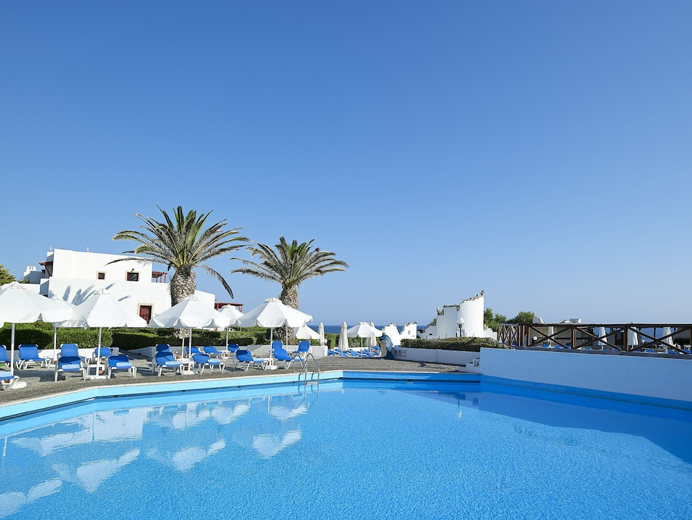Outdoor Pool, Aldemar Cretan Village - All Inclusive