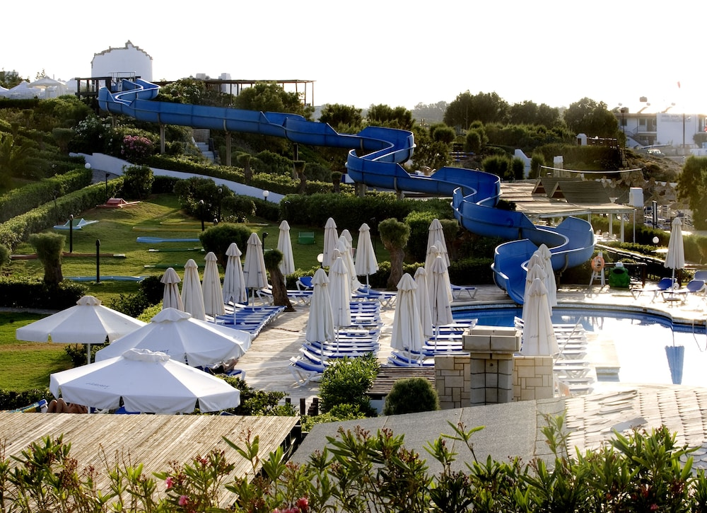 Waterslide, Aldemar Cretan Village - All Inclusive