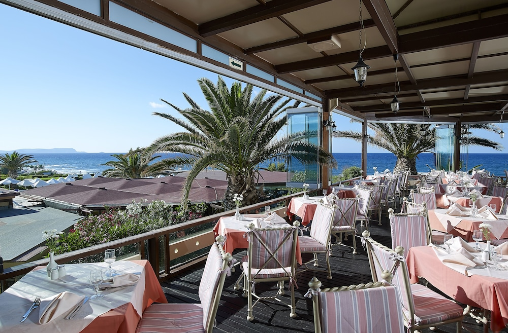 Outdoor Dining, Aldemar Cretan Village - All Inclusive