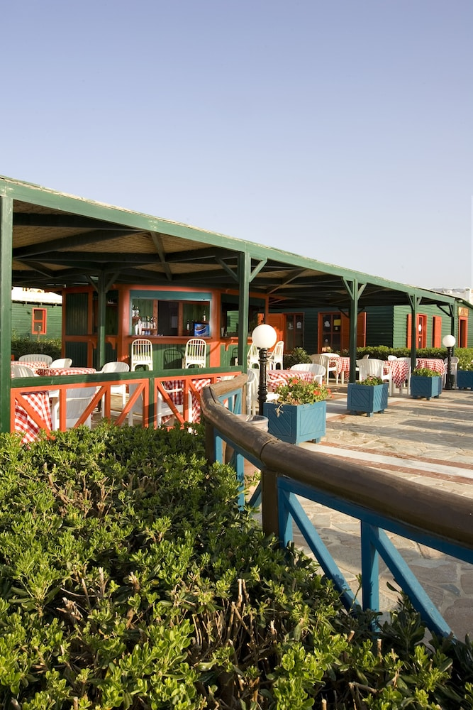 Beach Bar, Aldemar Cretan Village - All Inclusive