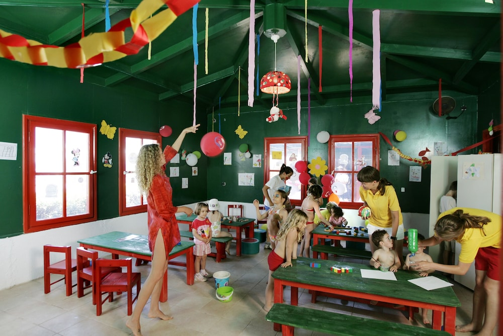 Children's Play Area - Indoor, Aldemar Cretan Village - All Inclusive