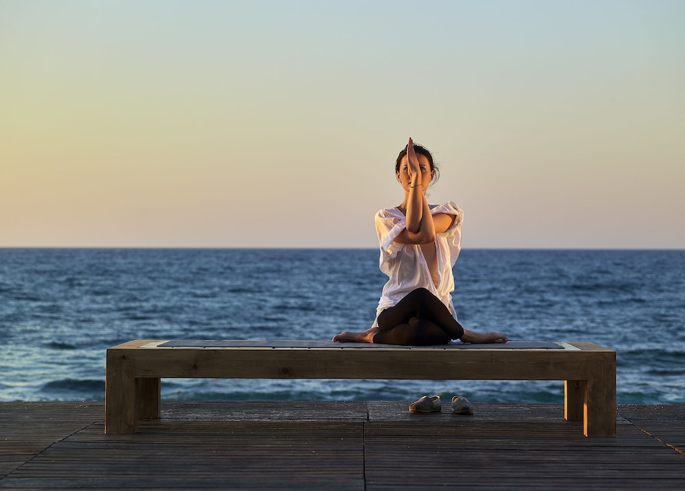 Yoga, Aldemar Cretan Village - All Inclusive