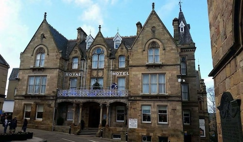 The Royal Hotel Tain
