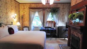 Premium bedding, rollaway beds, free WiFi, linens