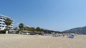 Am Strand, Strandbar