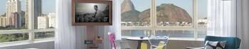 Praia de Botafogo 242, Rio de Janeiro, Brazil.