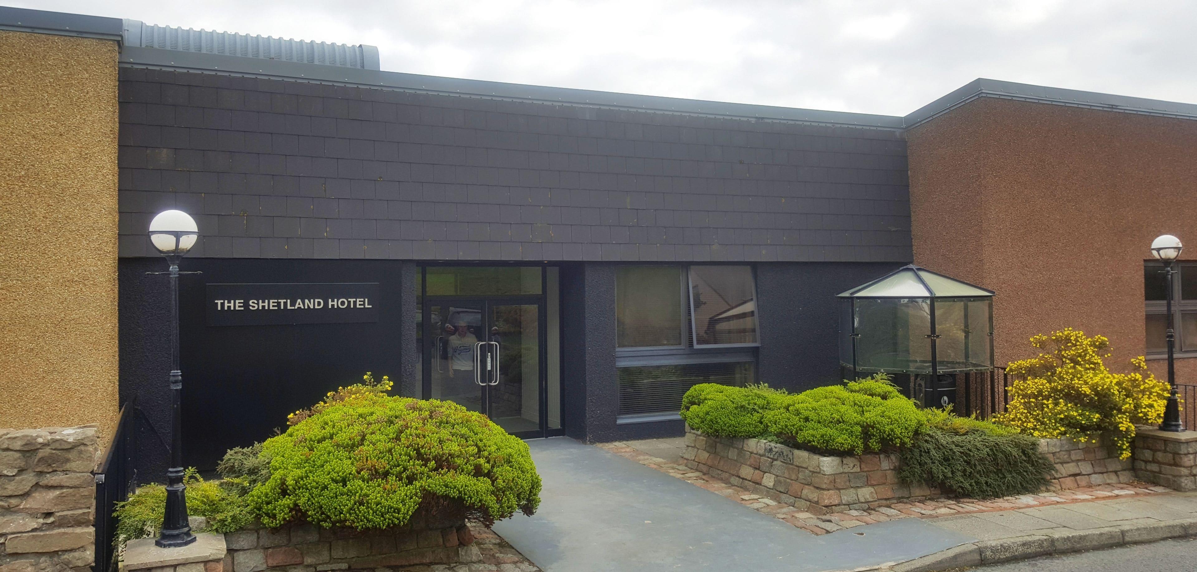 WATERFRONT BAR & GRILL, Lerwick Omdömen om restauranger