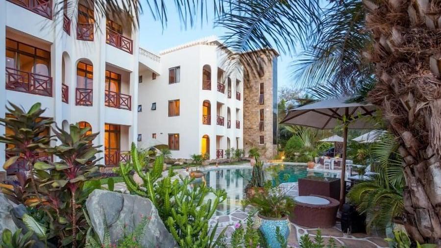 Amani Luxury Apartments Diani Beach