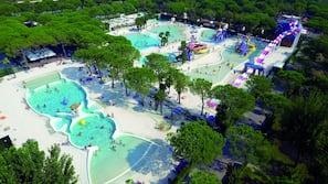 室外游泳池,水上运动中心