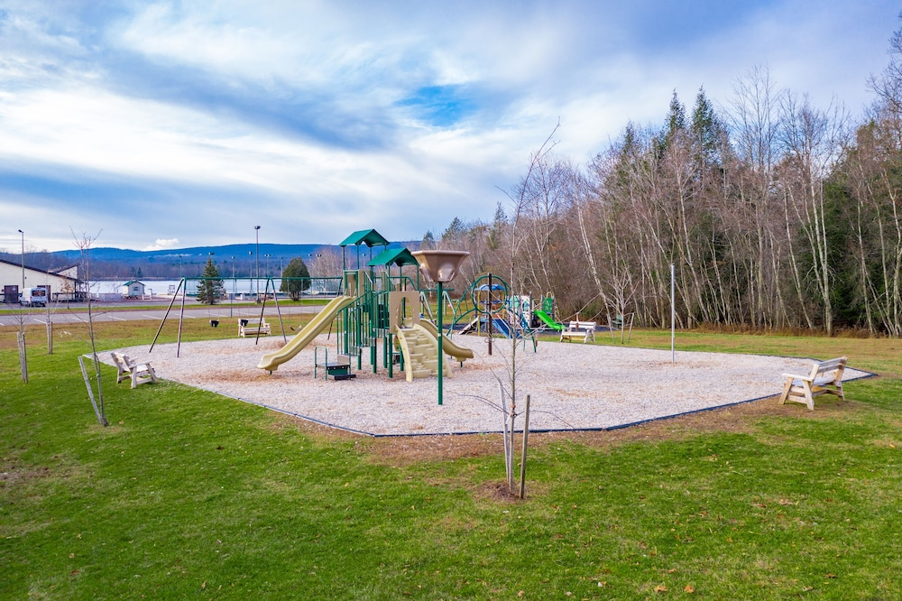 Children's Play Area - Outdoor, Crown Resorts at the Poconos